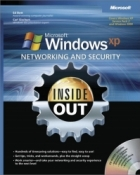 Book Microsoft Windows XP Networking and Security Inside Out free