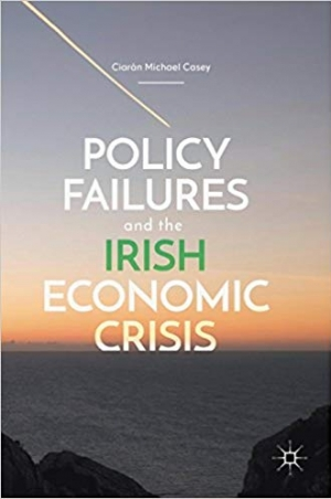 Download Policy Failures and the Irish Economic Crisis free book as epub format