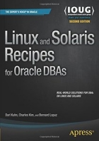 Book Linux and Solaris Recipes for Oracle DBAs free