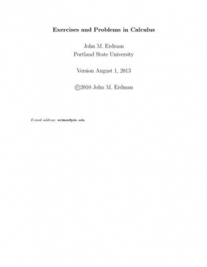 Download Exercises and Problems in Calculus free book as pdf format