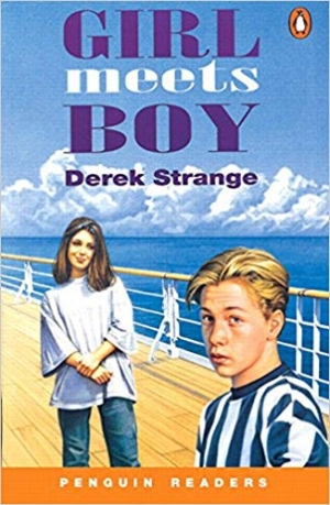 Download Girl Meets Boy (Penguin Readers, Level 1) free book as pdf format