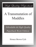 Book A Transmutation of Muddles free