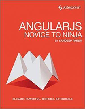 Download AngularJS: Novice to Ninja free book as pdf format
