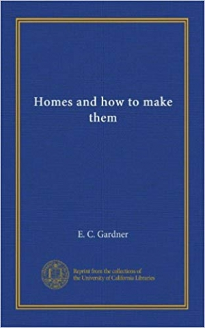 Download Homes and how to make them free book as pdf format
