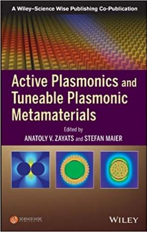 Download Active Plasmonics and Tuneable Plasmonic Metamaterials free book as pdf format