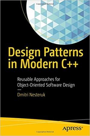 Download Design Patterns in Modern C++ free book as pdf format