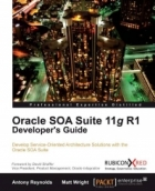 Book Oracle SOA Suite 11g R1 Developer's Guide free