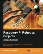 Raspberry Pi Robotics Projects, Second Edition