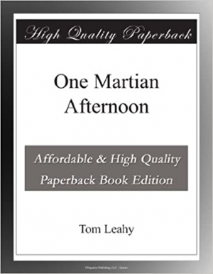 Download One Martian Afternoon free book as epub format