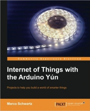 Download Internet of Things with the Arduino Yun free book as pdf format