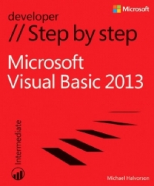Download Microsoft Visual Basic 2013 Step by Step free book as pdf format