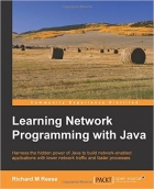 Book Learning Network Programming with Java free