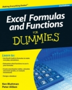 Book Excel Formulas and Functions For Dummies, 2nd Edition free