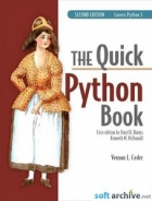 Book The Quick Python Book, Second Edition free