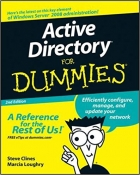 Book Active Directory For Dummies, 2nd Edition free