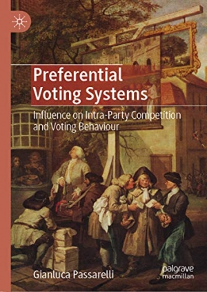 Download Preferential Voting Systems: Influence on Intra-Party Competition and Voting Behaviour free book as pdf format