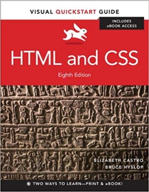 Download HTML and CSS: Visual QuickStart Guide free book as pdf format