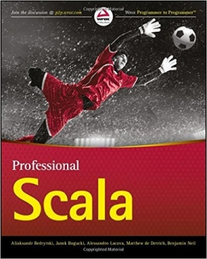 Download Professional Scala free book as pdf format