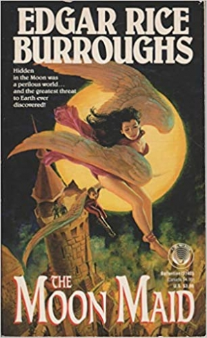 Download The Moon Maid free book as epub format