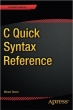 Book C Quick Syntax Reference free