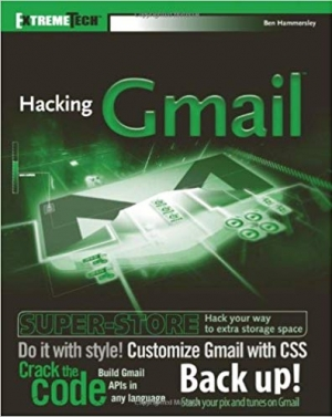 Download Hacking GMail free book as pdf format