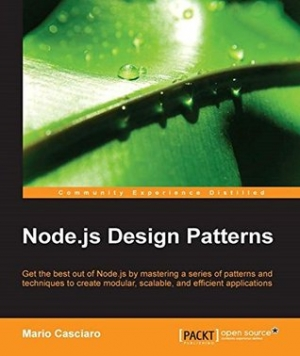 Download Node.js Design Patterns free book as pdf format