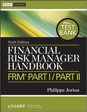 Download Financial Risk Manager Handbook, + Test Bank: FRM Part I / Part II free book as pdf format