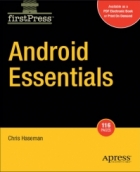 Book Android Essentials free