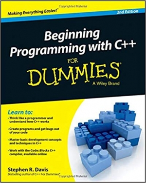 Download Beginning Programming with C++ For Dummies, 2nd Edition free book as pdf format