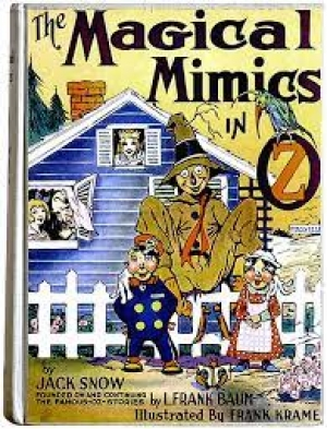 Download The Magical Mimics in Oz free book as pdf format