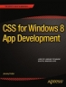 Book CSS for Windows 8 App Development free