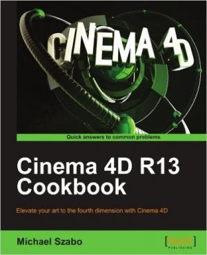 Download Cinema 4D R13 Cookbook free book as pdf format
