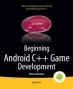 Book Beginning Android C++ Game Development free