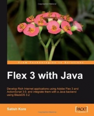 Download Flex 3 with Java free book as pdf format