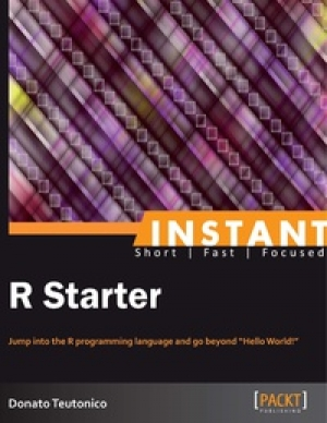 Download Instant R Starter free book as pdf format