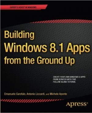 Download Building Windows 8 Apps From The Ground Up free book as pdf format