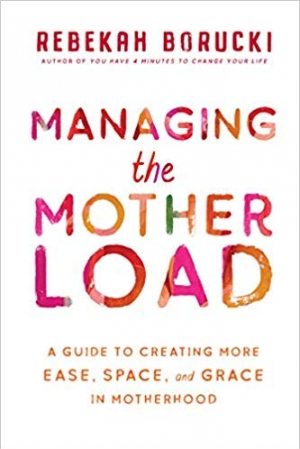 Download Managing the Motherload: A Guide to Creating More Ease, Space, and Grace in Motherhood free book as epub format