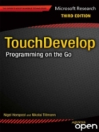 Book TouchDevelop, 3rd Edition free