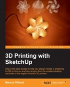 Book 3D Printing with SketchUp free