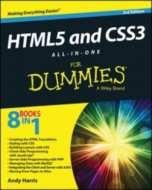 Download HTML5 and CSS3 All-in-One For Dummies free book as pdf format