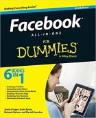 Book Facebook All-in-One For Dummies, 2nd Edition free