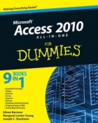 Book Access 2010 All-in-One For Dummies free