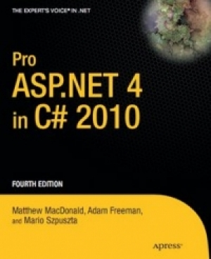 Download Pro ASP.NET 4 in C# 2010, 4th Edition free book as pdf format