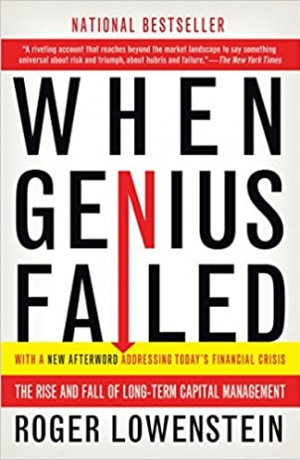 Download When Genius Failed: The Rise and Fall of Long-Term Capital Management free book as pdf format