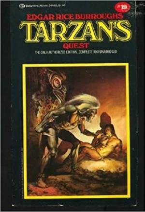 Download Tarzan's Quest free book as epub format