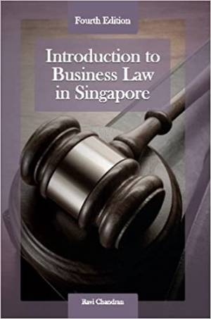 Download Introduction to Business Law in Singapore free book as pdf format