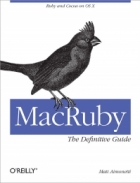 Book MacRuby: The Definitive Guide free