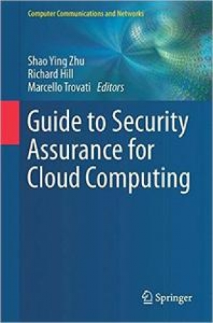 Download Guide to Security Assurance for Cloud Computing free book as pdf format