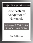 Book Architectural Antiquities of Normandy free