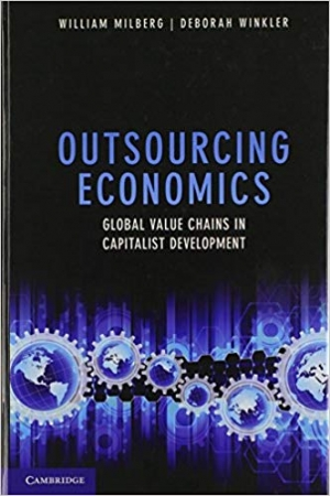Download Outsourcing Economics: Global Value Chains in Capitalist Development free book as pdf format